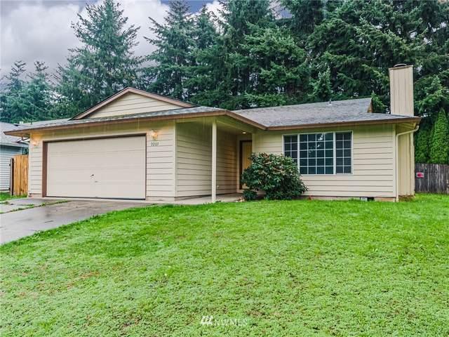 9205 NE 70th Circle, Vancouver, WA 98662 (#1850513) :: McAuley Homes