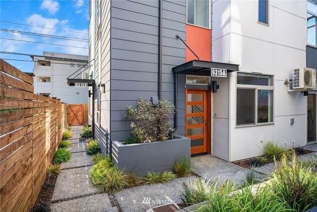 6315 42nd Avenue SW A, Seattle, WA 98136 (#1850574) :: Provost Team | Coldwell Banker Walla Walla