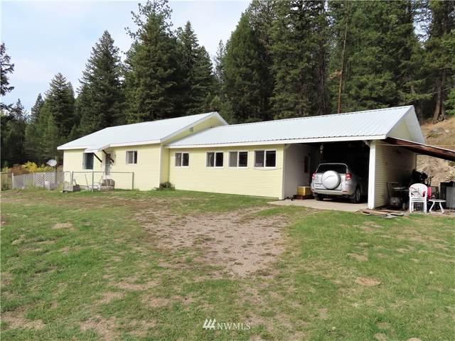66 W West Fork Granite Cr. Road, Republic, WA 99166 (#1850584) :: Lucas Pinto Real Estate Group