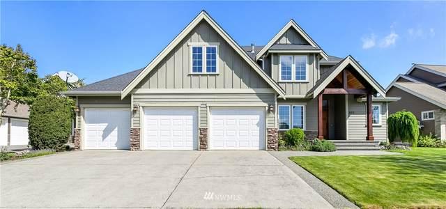 812 Sunrise Drive, Lynden, WA 98264 (#1850688) :: McAuley Homes