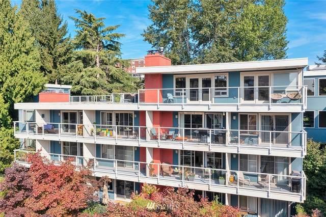 1730 Taylor Avenue N #208, Seattle, WA 98109 (#1850723) :: Neighborhood Real Estate Group