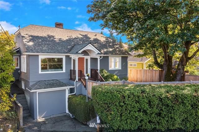 4553 SW Willow Street, Seattle, WA 98136 (#1850786) :: Pacific Partners @ Greene Realty