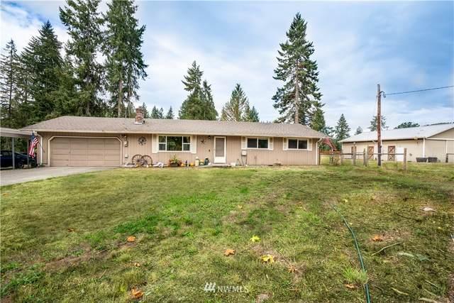 13011 Silver Creek Road SE, Tenino, WA 98589 (MLS #1850905) :: Reuben Bray Homes