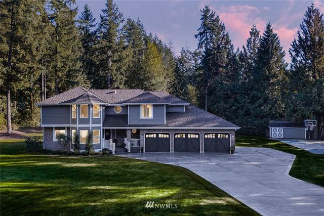 19521 SE 332nd Place, Auburn, WA 98092 (#1850994) :: McAuley Homes