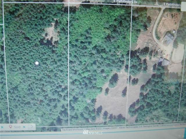 13 Lot E Pathfinders Drive, Belfair, WA 98528 (#1850995) :: Franklin Home Team