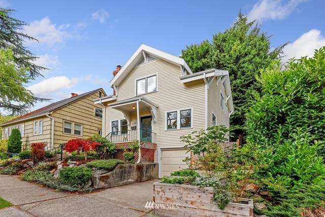 3706 NE 55th Street, Seattle, WA 98105 (#1851121) :: Pacific Partners @ Greene Realty
