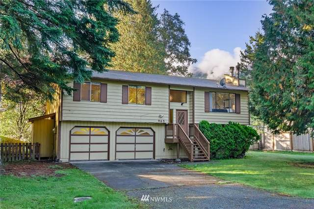 965 Symmons Place, North Bend, WA 98045 (#1851145) :: Provost Team | Coldwell Banker Walla Walla