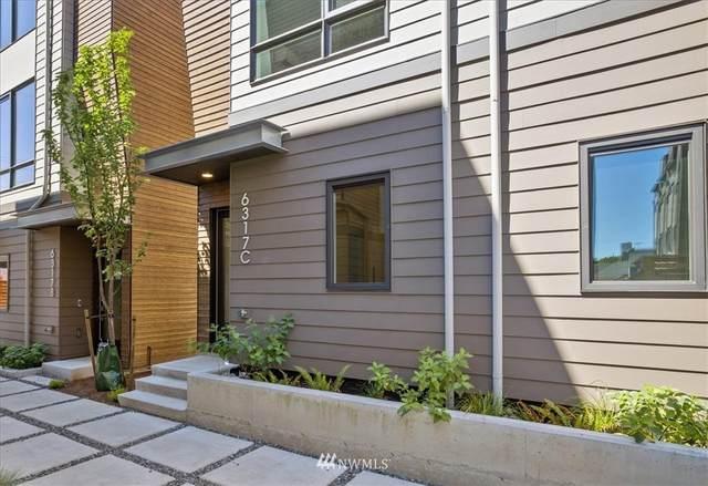 6317 9th Avenue NE C, Seattle, WA 98115 (#1851182) :: Keller Williams Western Realty