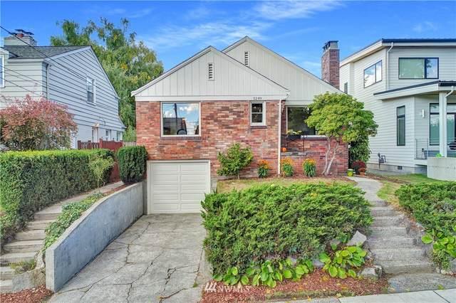 5249 37th Avenue NE, Seattle, WA 98105 (#1851183) :: Pacific Partners @ Greene Realty