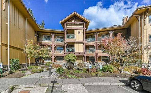 1000 Cabin Creek Lane B305, Issaquah, WA 98027 (#1851215) :: Lucas Pinto Real Estate Group