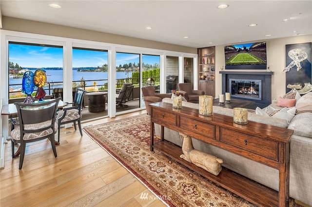 9901 Lake Washington Blvd NE A1, Bellevue, WA 98004 (#1851254) :: Ben Kinney Real Estate Team