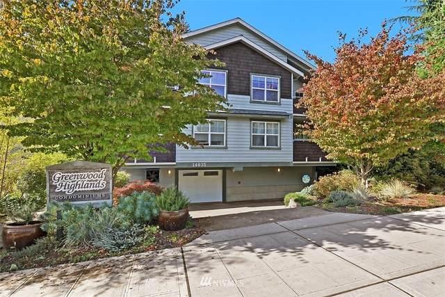 14035 Greenwood Avenue N #101, Seattle, WA 98133 (#1851276) :: Keller Williams Western Realty