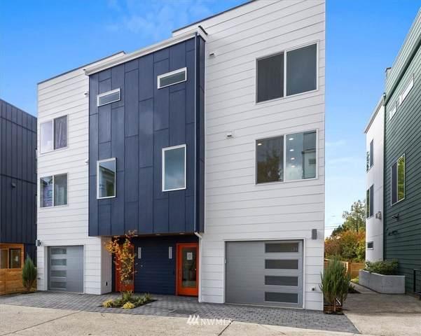 8320 14th Avenue NW B, Seattle, WA 98117 (#1851396) :: Neighborhood Real Estate Group