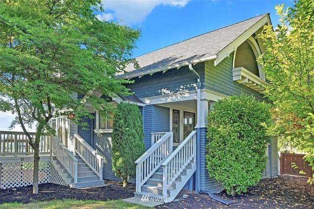 6017 Lake Washington Boulevard SE, Bellevue, WA 98006 (#1851460) :: Provost Team | Coldwell Banker Walla Walla