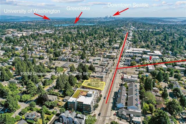10532 Greenwood Avenue N, Seattle, WA 98133 (#1851505) :: Icon Real Estate Group