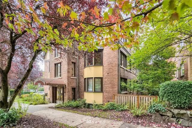 1101 17th Avenue #308, Seattle, WA 98122 (#1851559) :: Neighborhood Real Estate Group