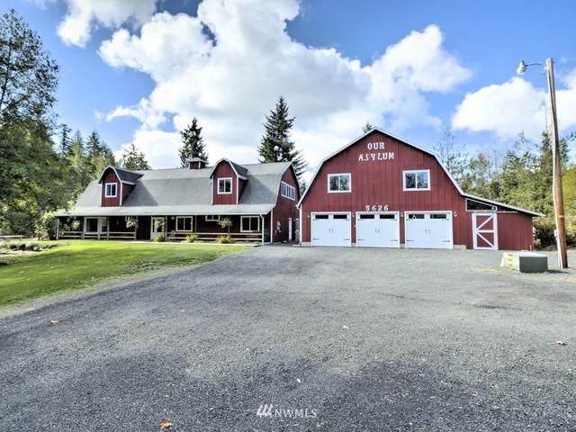 5626 E Agate Road, Shelton, WA 98584 (#1851565) :: Neighborhood Real Estate Group