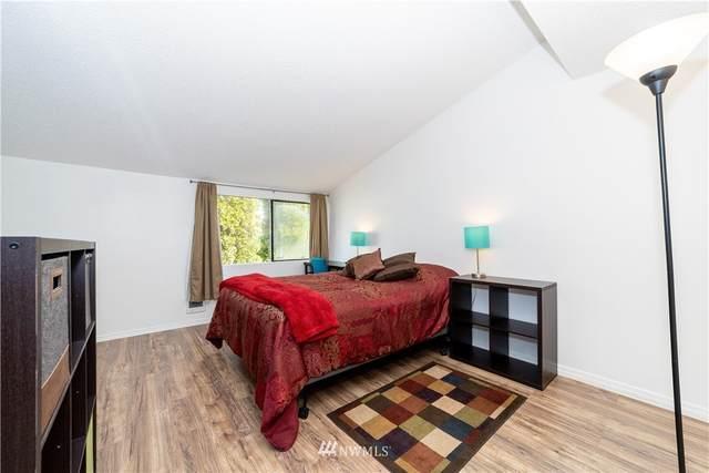 12605 SE 42nd Street #605, Bellevue, WA 98006 (#1851578) :: Keller Williams Western Realty