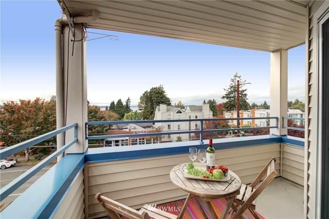 6960 California Avenue SW A-301, Seattle, WA 98136 (#1851776) :: Keller Williams Western Realty
