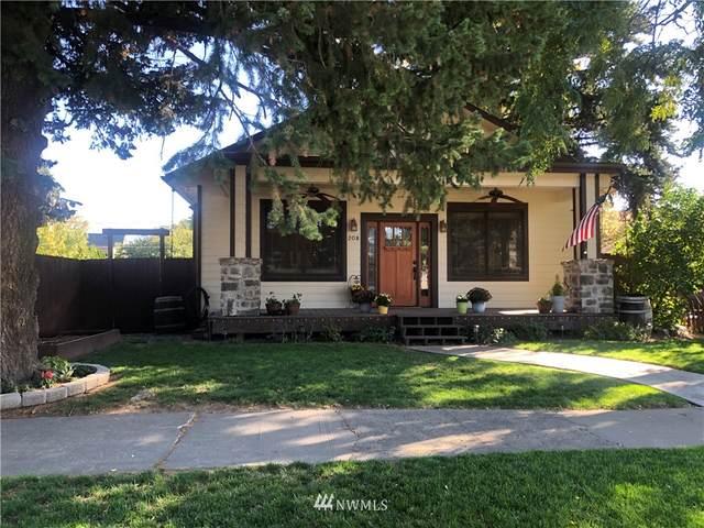 208 E Clay Street, Dayton, WA 99328 (#1851785) :: McAuley Homes