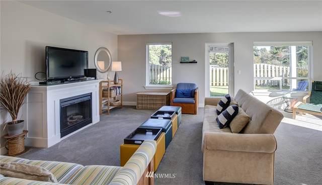 1600 W Ocean Avenue #1219, Westport, WA 98595 (#1851805) :: NW Homeseekers