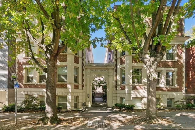 129 Warren Avenue N D, Seattle, WA 98109 (#1851867) :: Neighborhood Real Estate Group