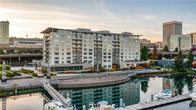 1515 Dock Street #419, Tacoma, WA 98402 (#1851875) :: Icon Real Estate Group