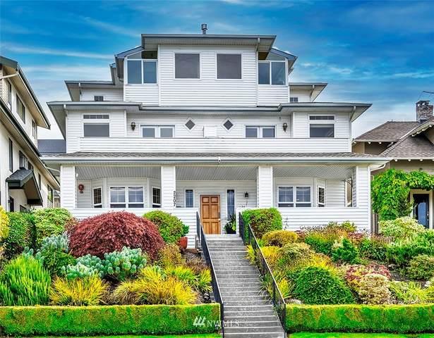 2207 Grand Avenue A, Everett, WA 98201 (#1851945) :: Provost Team | Coldwell Banker Walla Walla