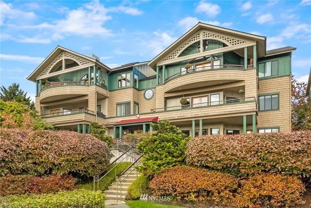 450 Wood Avenue SW 2-B, Bainbridge Island, WA 98110 (#1851990) :: Franklin Home Team