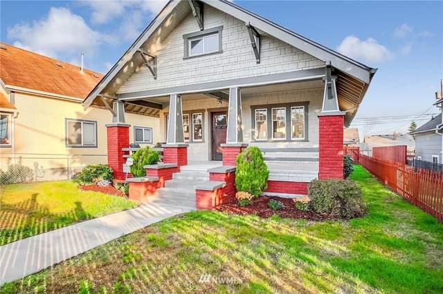 609 E Harrison Street, Tacoma, WA 98404 (#1852034) :: Franklin Home Team