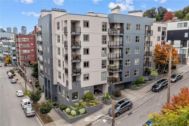 769 Hayes Street #609, Seattle, WA 98109 (#1852036) :: Provost Team   Coldwell Banker Walla Walla