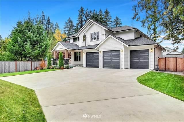 7813 124th Street Ct E #4, Puyallup, WA 98373 (#1852054) :: Icon Real Estate Group