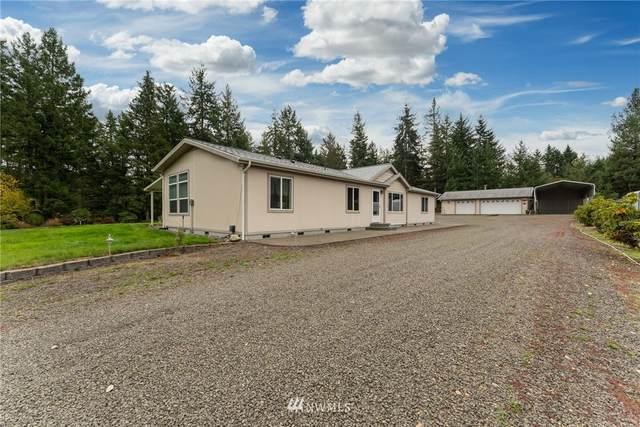 21 E Happy Home Drive, Belfair, WA 98528 (#1852057) :: Franklin Home Team