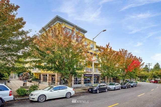 2901 NE Blakeley Street #210, Seattle, WA 98105 (#1852103) :: Pacific Partners @ Greene Realty