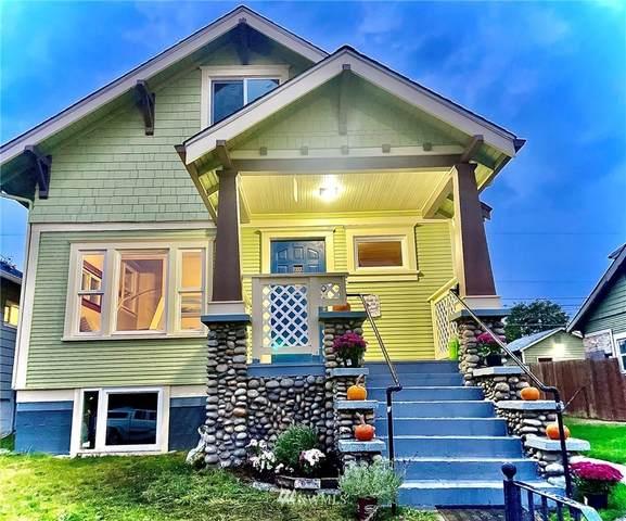 6020 S Lawrence Street, Tacoma, WA 98409 (#1852110) :: Keller Williams Western Realty