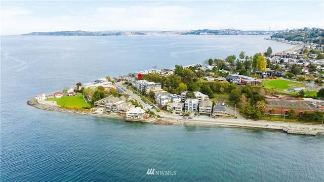 3142 Alki Avenue SW #403, Seattle, WA 98116 (#1852141) :: Neighborhood Real Estate Group