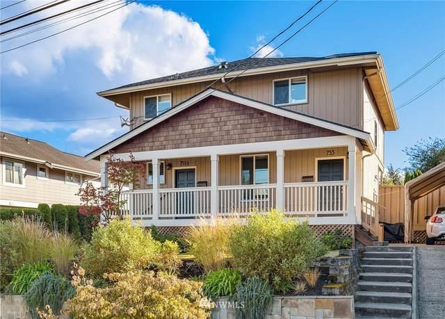 753 N 84th Street, Seattle, WA 98103 (#1852174) :: Icon Real Estate Group
