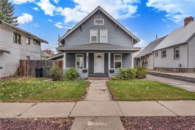 611 King Street, Wenatchee, WA 98801 (#1852208) :: Keller Williams Western Realty