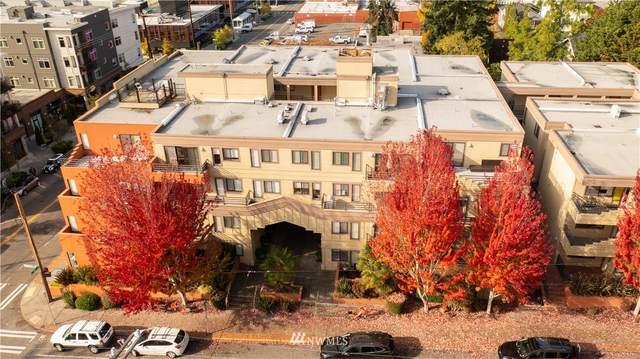 3401 Wallingford Avenue N #207, Seattle, WA 98103 (#1852220) :: McAuley Homes