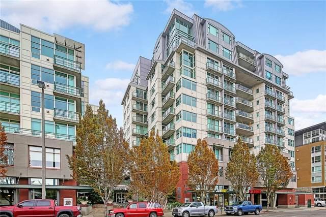 1100 106th Avenue NE #509, Bellevue, WA 98004 (#1852238) :: Icon Real Estate Group
