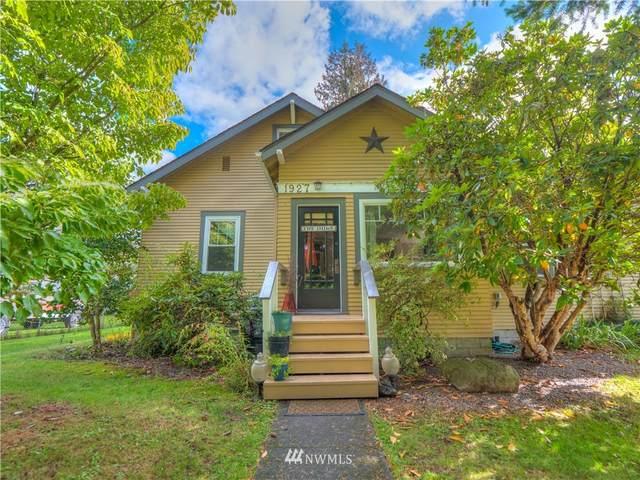 1927 Loraine Street, Enumclaw, WA 98022 (#1852247) :: Pickett Street Properties