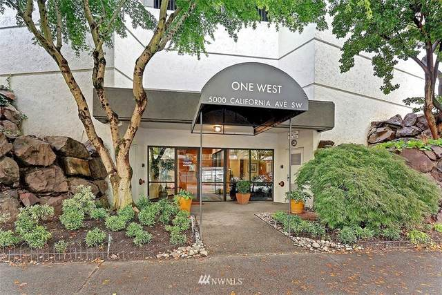5000 California Avenue SW #104, Seattle, WA 98136 (#1852280) :: Icon Real Estate Group