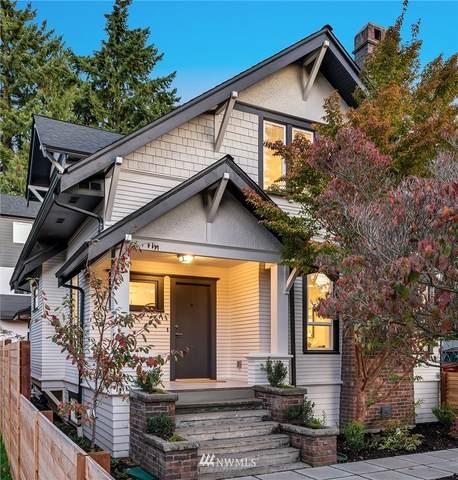 8720 14th Avenue NW, Seattle, WA 98117 (#1852293) :: Provost Team | Coldwell Banker Walla Walla