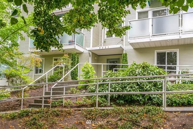 9221 Interlake Avenue N #104, Seattle, WA 98103 (#1852309) :: Northern Key Team