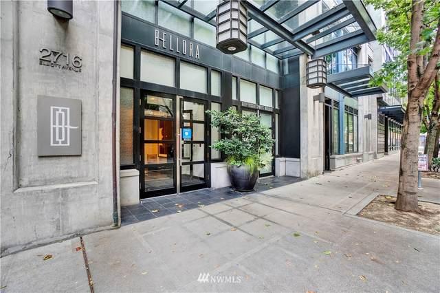 2716 Elliott Avenue #102, Seattle, WA 98121 (#1852337) :: Shook Home Group