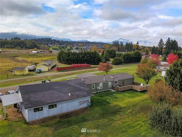 411 Spencer Road, Sequim, WA 98382 (#1852341) :: Neighborhood Real Estate Group
