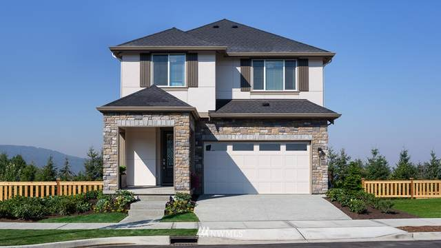 1509 Westridge (Lot 25) Way NE, Issaquah, WA 98029 (#1852351) :: Lucas Pinto Real Estate Group