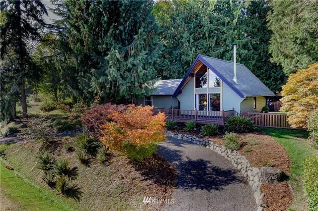 161 Pioneer Drive, Port Ludlow, WA 98365 (MLS #1852355) :: Reuben Bray Homes