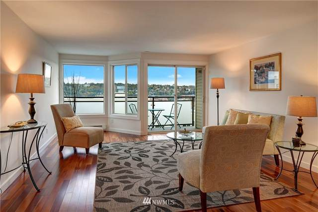 1250 Taylor Avenue N #203, Seattle, WA 98109 (#1852377) :: Northwest Home Team Realty, LLC