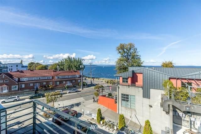 3008 63rd Avenue SW B, Seattle, WA 98116 (#1852388) :: Neighborhood Real Estate Group